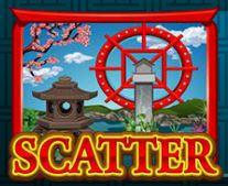 Koi Lucky Slot Machine - Scatter