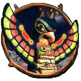 Il simbolo Scatter della slot machine Mystic Dreams