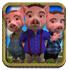 simbolo scatter e free spins di Piggy Fortunes slot machine