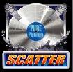 simbolo scatter e free spins di Pure Platinum slot machine
