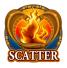 simbolo scatter e free spins di Throne of Egypt slot machine