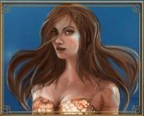 Secrets of Atlantis Slot Machine: simbolo Wild