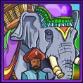 Il simbolo Elefante della slot machine The Avengers