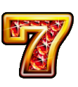 Slot machine Sizzling Gems - numero 7
