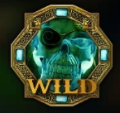 Skull of Legend Slot Machine: simbolo Wild