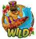 Tiki wonders simbolo wild: il serfista