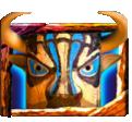 Il Totem, simbolo Scatter della slot machine Buffalo Thunder