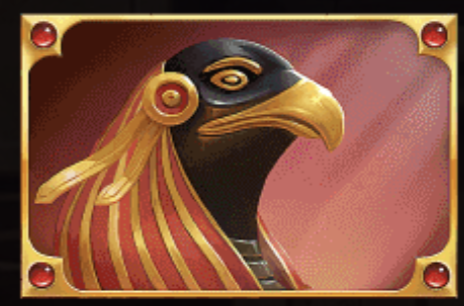 Valley of the Gods Slot Machine: simbolo Wild