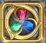 Warlords: Crystals of Power Slot Machine: simbolo Wild