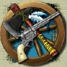 Il simbolo Wild della slot machine Western Frontier