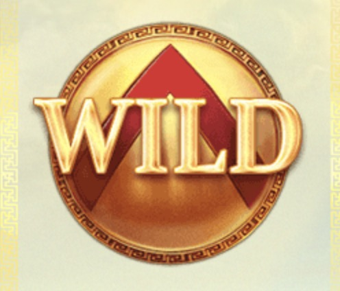 Wild Spartans Slot Machine: simbolo Wild
