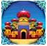 simbolo wild di Arabian Caravan slot machine