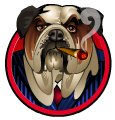 simbolo wild di Dogfather slot machine