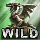simbolo wild di dragon wild slot machine