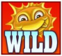 il simbolo wild di flowers slot machine