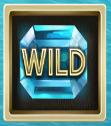 Il simbolo Wild della King of Slots Slot Machine