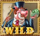 simbolo wild piggy riches video slot