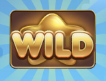 simbolo wild di Reel Rush slot machine online