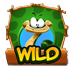 simbolo wild di Sneak Slot slot machine
