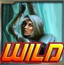 simbolo wild di Thief slot