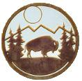 Il simbolo Wild della slot machine White Buffalo