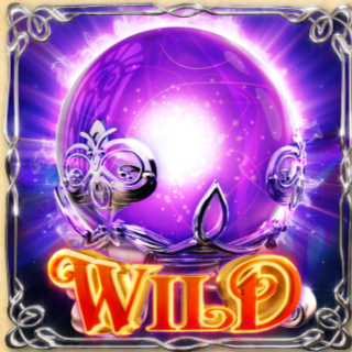 Witch Pickings Slot Machine: simbolo Wild
