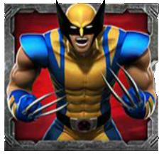 Il simbolo Wild della slot machine Wolverine