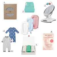 Girl in the palace pregnancy baby essentials
