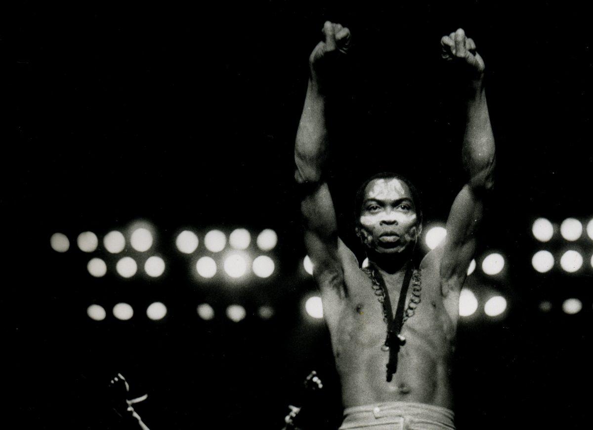 Fela Kuti - liked it big