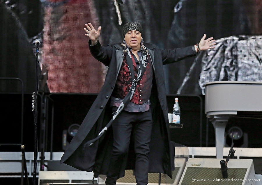 """Little"" Steven Van Zandt - consigliere to both Springsteen and Tony Soprano"