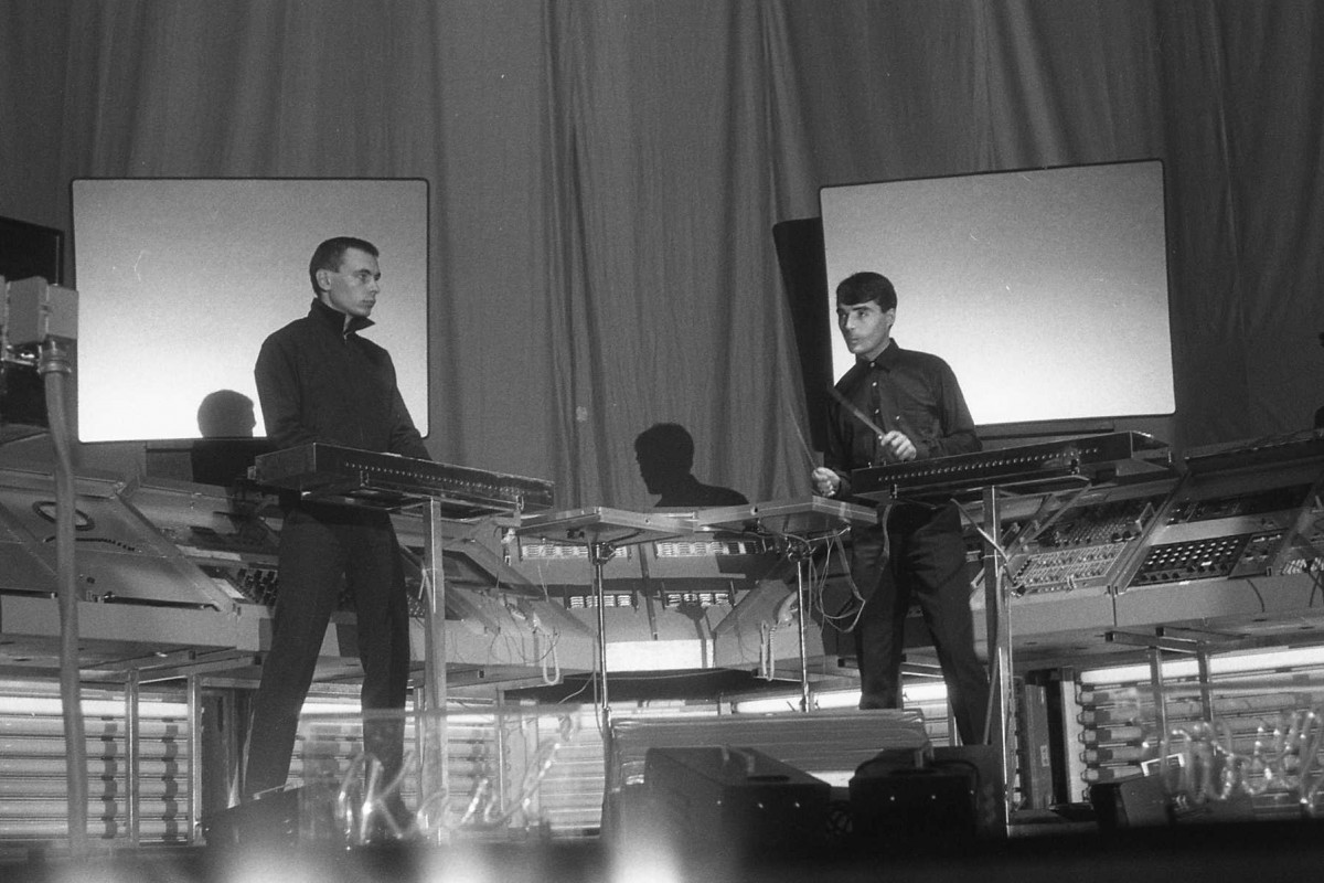 Kraftwerk at the Royal Court by Francesco Mellina