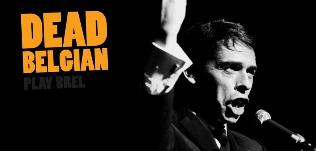 Dead Belgian play Brel (from Facebook)