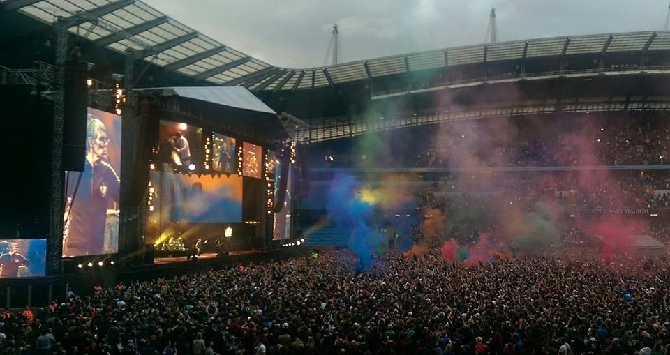 The Stone Roses by Sean Bradbury