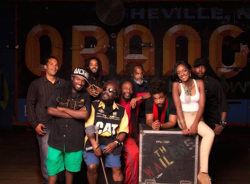 The Wailers.