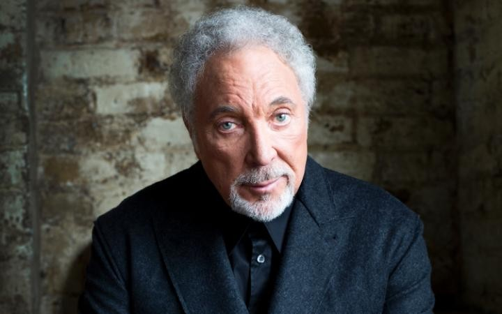 Tom Jones - Photo from Telegraph.com