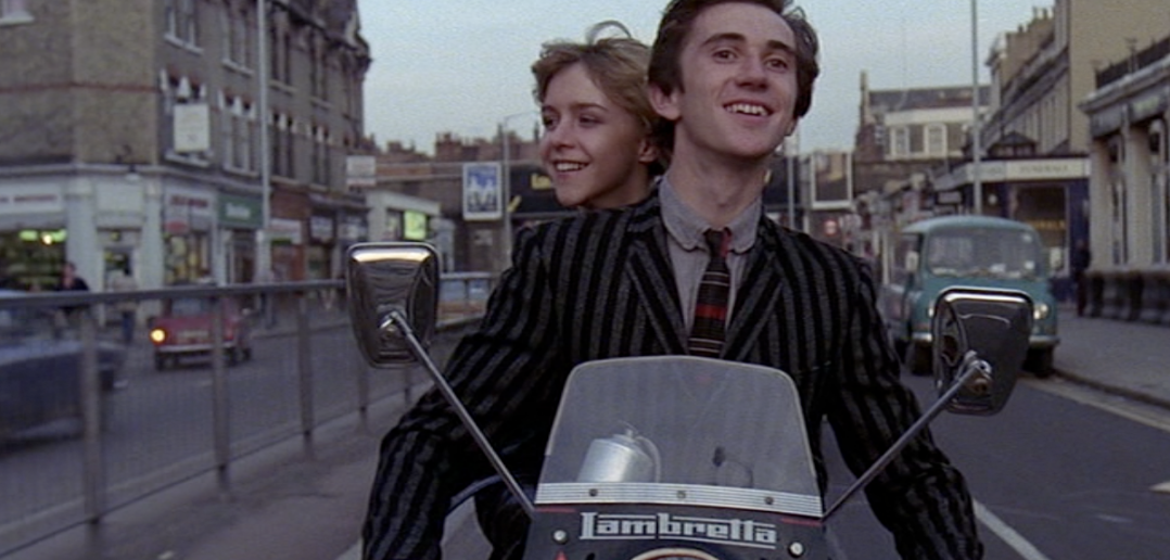 Paul Daniels and Debbie McGee in Quadrophenia