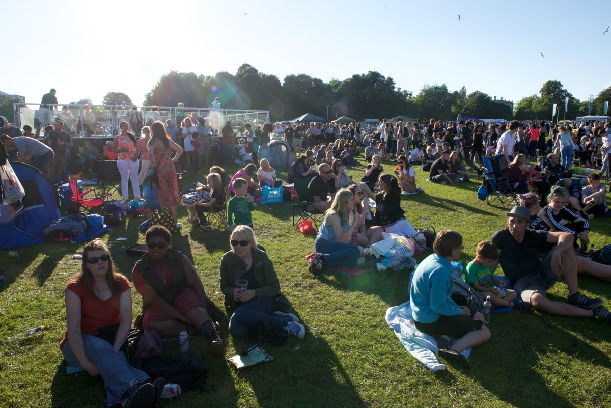 Summer days at LIMF