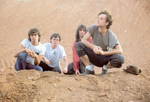R.E.M. circa 1986