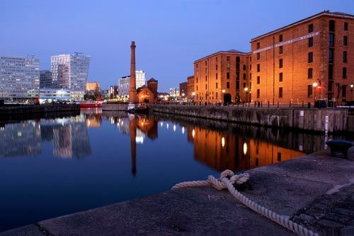 The Albert Dock (Photo Credit: Facebook page)