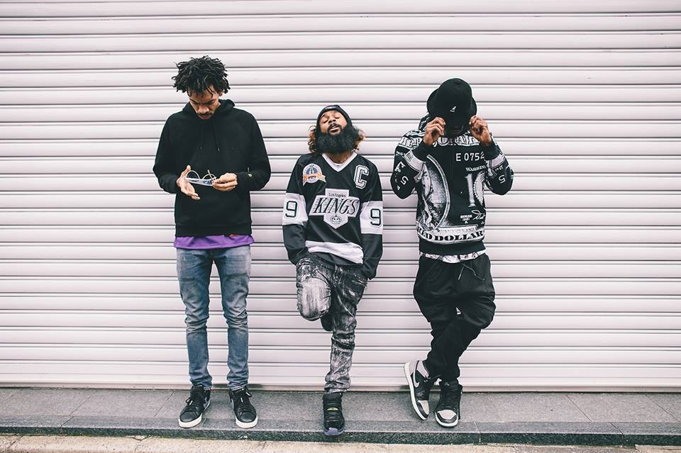 Flatbush Zombies (Credit: Artists Facebook Page)