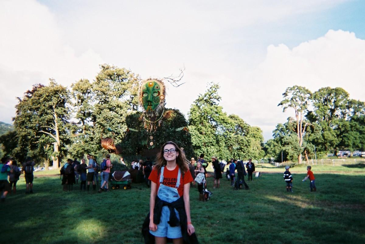 Emilia at Greenman 2016