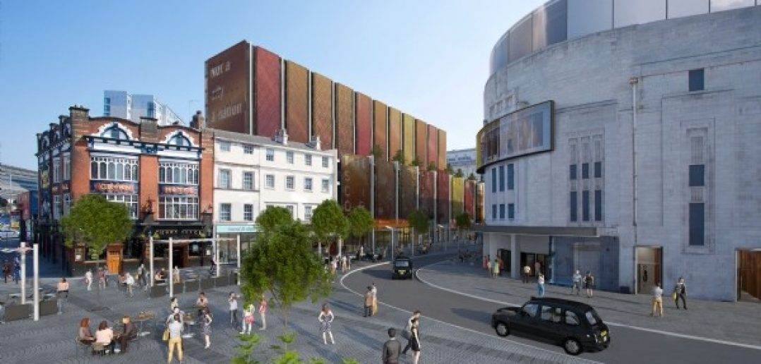 Plans for Lime Street (Photo credit: Neptune Developments Ltd website)