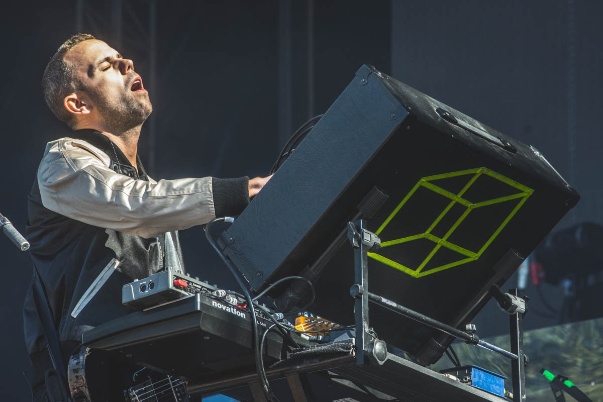M83 at Way Out West