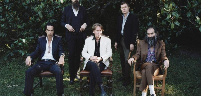 Nick Cave and The Bad Seeds announce UK tour for 2020 including Manchester date