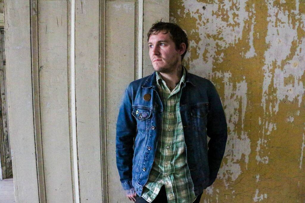 Brian Fallon - pic from artist's Facebook page