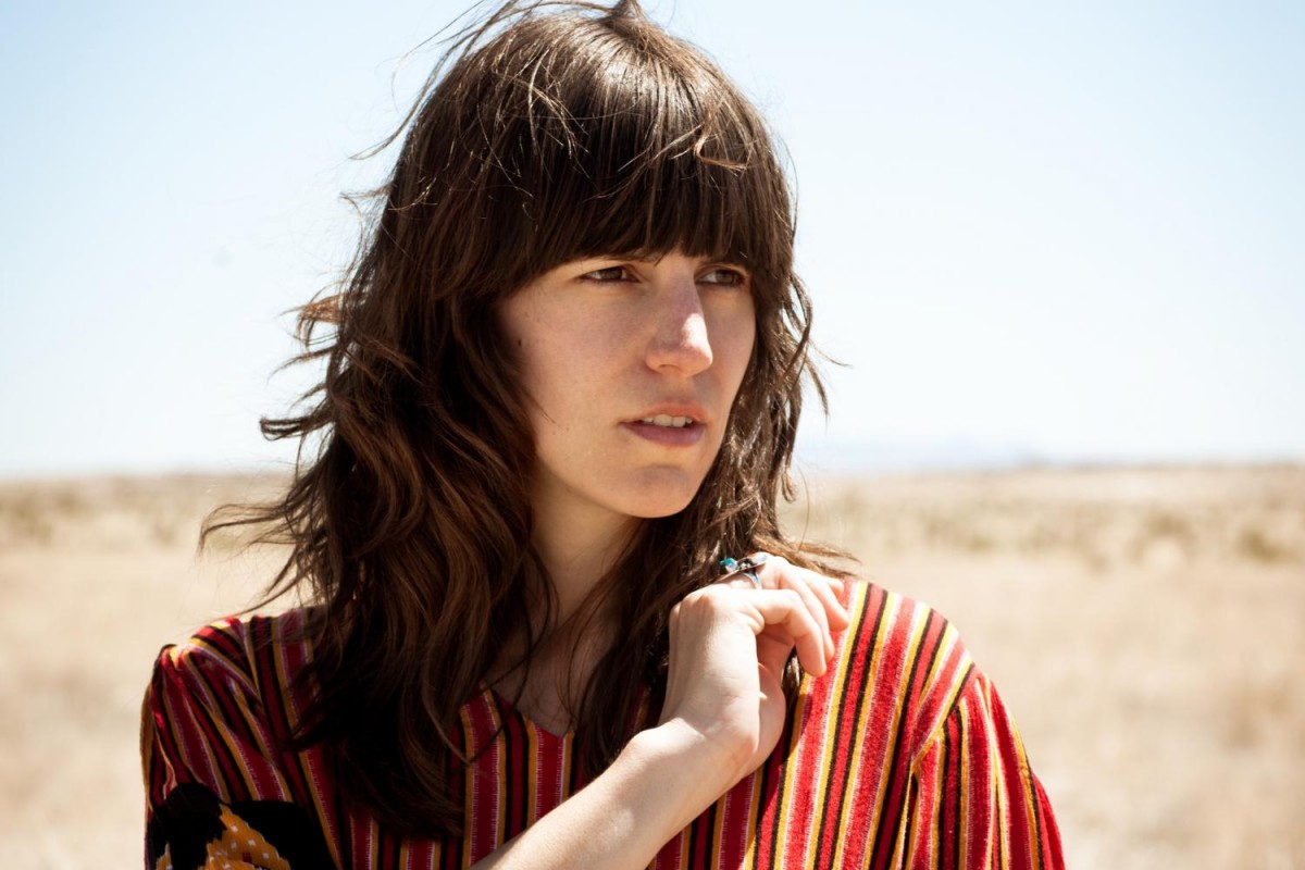Eleanor Friedberger -photo from artists own Facebook