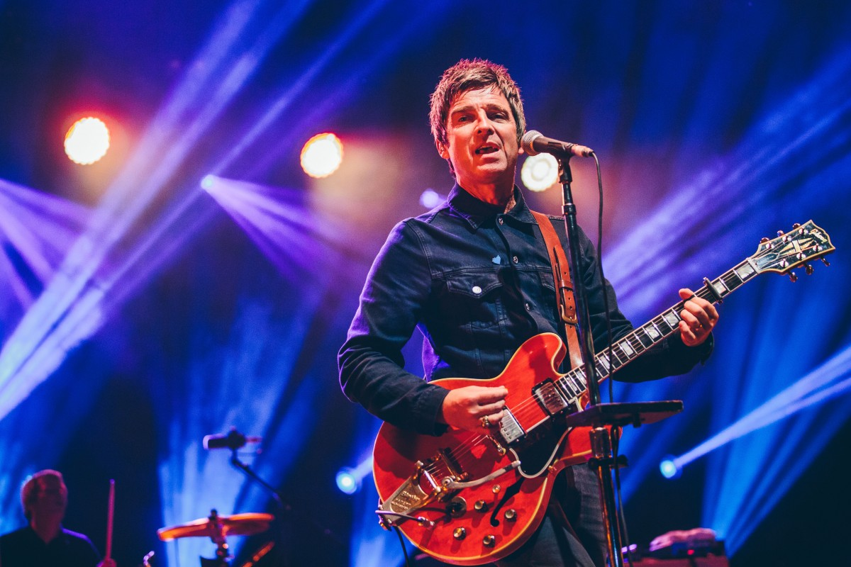Noel Gallagher at Festival No 6 2016