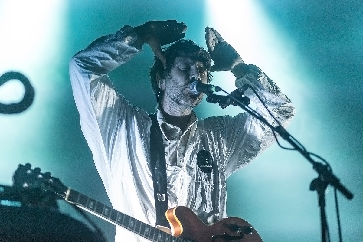 Liverpool Psych Fest 2016 review featuring Super Furry