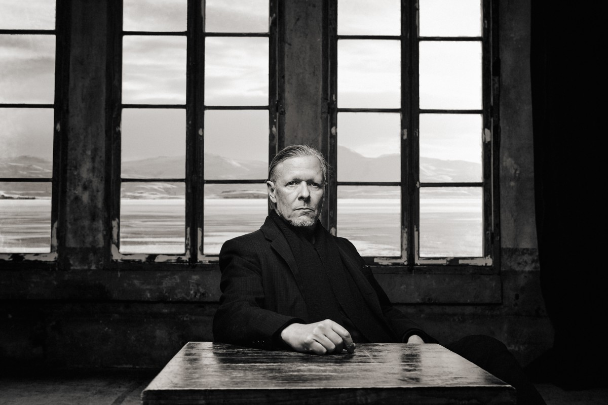 Michael Gira (Photo Credit: William Lacalmontie)