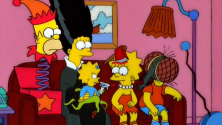 Halloween Simpsons Treehouse Of Horror.Treehouse Of Horror No Homer S Club Ready Second Simpons
